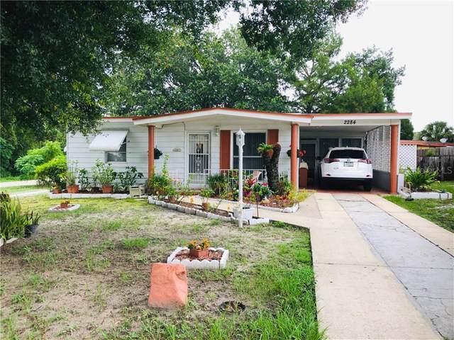 2284 W Dana Drive, Deltona, FL 32738 (MLS #O5869634) :: Premium Properties Real Estate Services
