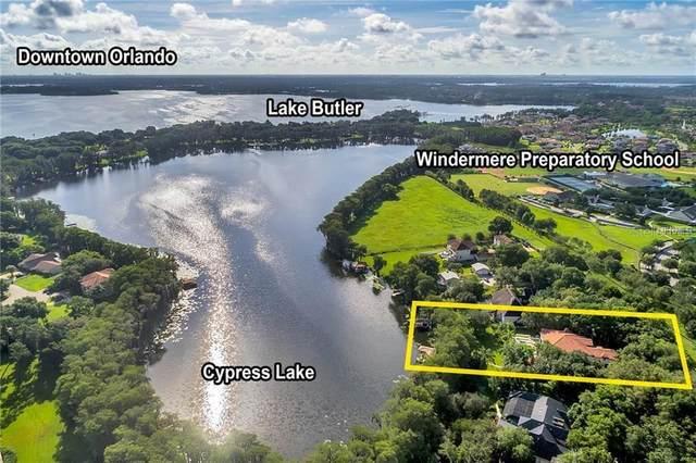 5957 Marleon Drive, Windermere, FL 34786 (MLS #O5869803) :: Lockhart & Walseth Team, Realtors