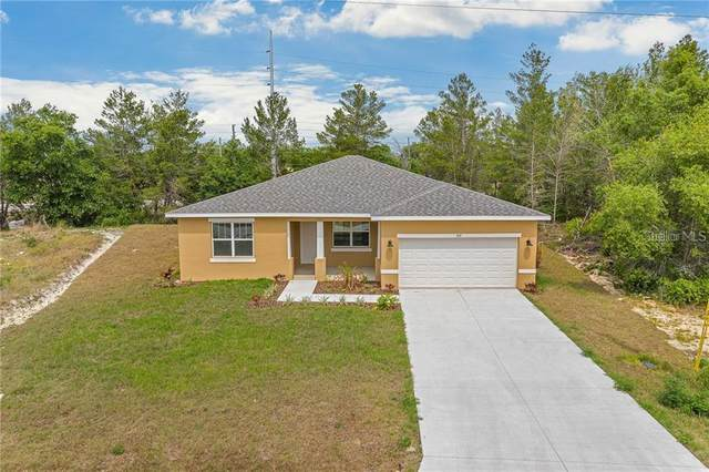 231 Goldenrod Lane, Poinciana, FL 34759 (MLS #O5869911) :: The Duncan Duo Team