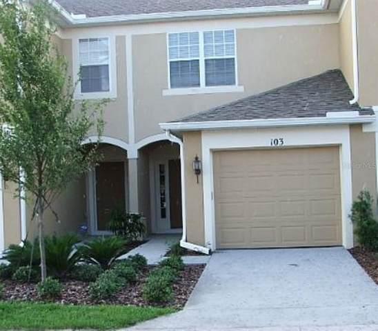2864 Polana Street #103, Orlando, FL 32835 (MLS #O5870223) :: Keller Williams on the Water/Sarasota
