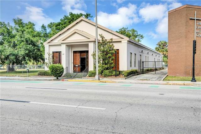 437 N Magnolia Avenue, Orlando, FL 32801 (MLS #O5870599) :: Bustamante Real Estate