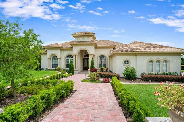 9612 Castle Way Dr, Windermere, FL 34786 (MLS #O5870674) :: The Duncan Duo Team