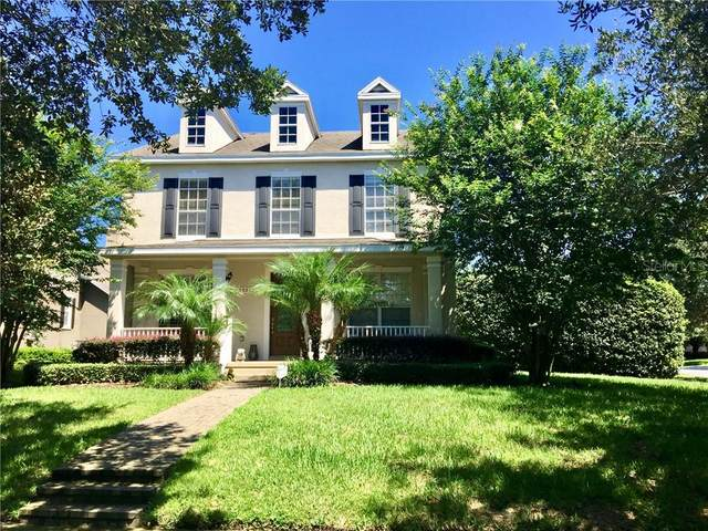 11231 Camden Park Drive, Windermere, FL 34786 (MLS #O5870676) :: Florida Real Estate Sellers at Keller Williams Realty