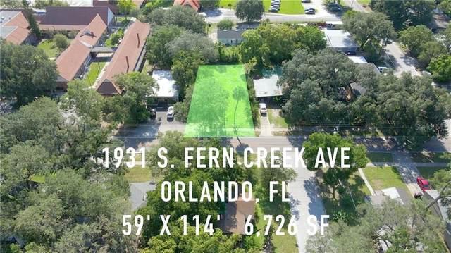 1931 S Fern Creek Avenue, Orlando, FL 32806 (MLS #O5870872) :: Rabell Realty Group