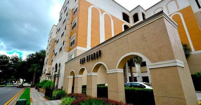 202 E South Street #1036, Orlando, FL 32801 (MLS #O5870876) :: Century 21 Professional Group