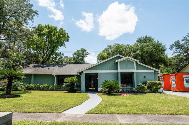 3717 Jericho Drive, Casselberry, FL 32707 (MLS #O5871069) :: The Duncan Duo Team