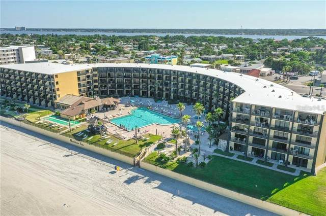 2301 S Atlantic Avenue #301, Daytona Beach Shores, FL 32118 (MLS #O5871113) :: Alpha Equity Team