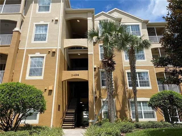 2484 San Tecla Street #307, Orlando, FL 32835 (MLS #O5871202) :: Frankenstein Home Team