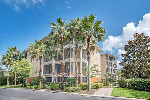 3050 Pirates Retreat Court #304, Kissimmee, FL 34747 (MLS #O5871267) :: The Light Team