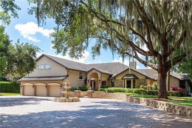 3911 Orange Lake Drive, Orlando, FL 32817 (MLS #O5871327) :: The Duncan Duo Team