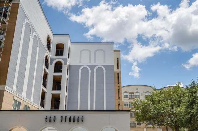 202 E South Street #2041, Orlando, FL 32801 (MLS #O5871347) :: Your Florida House Team