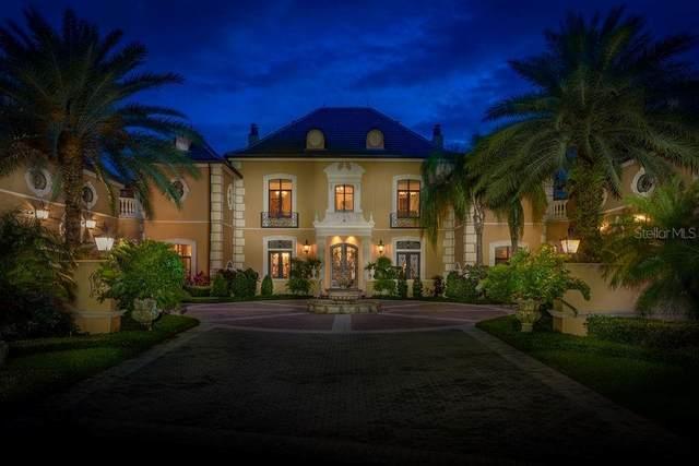 8358 Lake Burden Circle, Windermere, FL 34786 (MLS #O5871497) :: Florida Real Estate Sellers at Keller Williams Realty