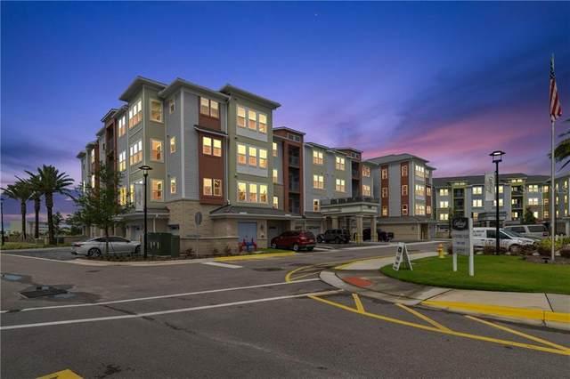 7505 Laureate Boulevard #2304, Orlando, FL 32827 (MLS #O5871519) :: MVP Realty