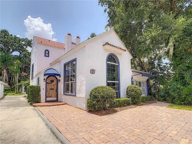 908 S Summerlin Avenue, Orlando, FL 32806 (MLS #O5871538) :: Dalton Wade Real Estate Group
