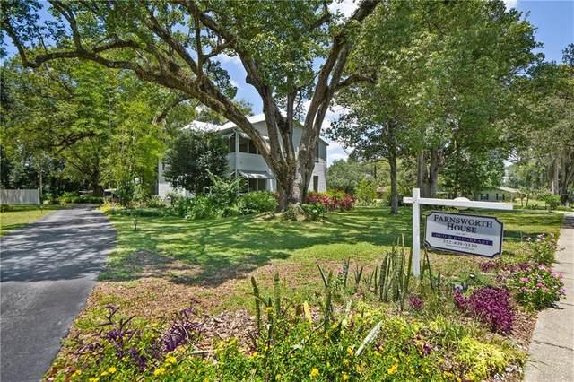 1029 E 5Th Ave, Mount Dora, FL 32757 (MLS #O5871664) :: Cartwright Realty