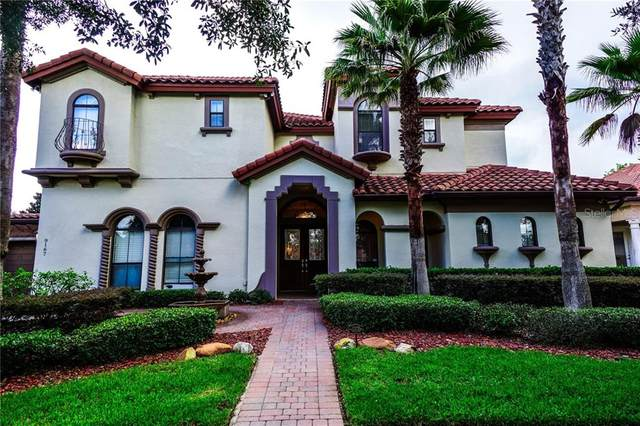 9167 Panzani Place, Windermere, FL 34786 (MLS #O5871676) :: The Duncan Duo Team