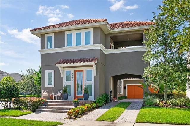 8582 Pinter Street, Orlando, FL 32827 (MLS #O5871693) :: Mark and Joni Coulter   Better Homes and Gardens