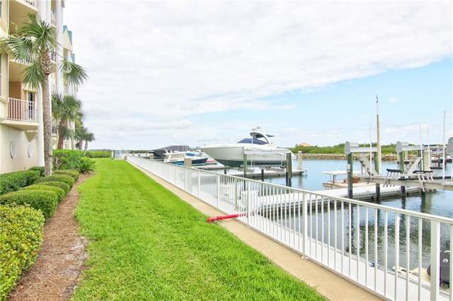 4621 Rivers Edge Village Lane #133, Ponce Inlet, FL 32127 (MLS #O5871827) :: The Duncan Duo Team