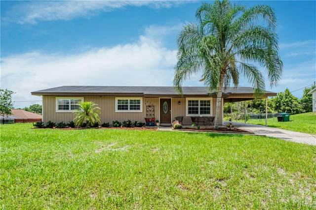 2301 Kerridale Street, Deltona, FL 32738 (MLS #O5871831) :: Premium Properties Real Estate Services