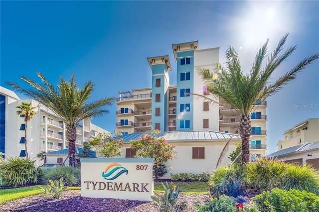 807 S Atlantic Avenue #401, New Smyrna Beach, FL 32169 (MLS #O5871871) :: BuySellLiveFlorida.com