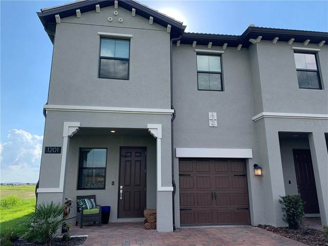 1201 Royal St George Boulevard, Champions Gate, FL 33896 (MLS #O5871994) :: Keller Williams on the Water/Sarasota