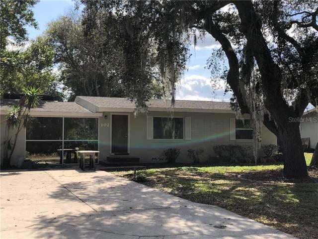 102 E Gardenia Drive, Orange City, FL 32763 (MLS #O5872002) :: The A Team of Charles Rutenberg Realty