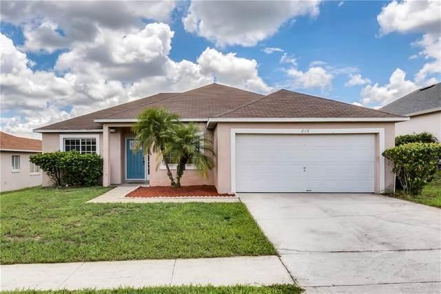 815 Hillcrest Drive, Davenport, FL 33897 (MLS #O5872247) :: Team Bohannon Keller Williams, Tampa Properties