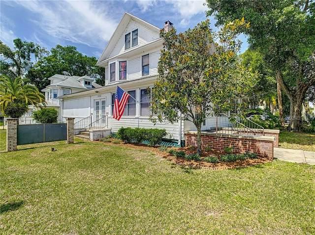 302 S Woodland Boulevard, Deland, FL 32720 (MLS #O5872354) :: Florida Life Real Estate Group