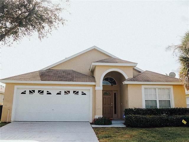 8020 Spring Creek Drive, Kissimmee, FL 34747 (MLS #O5872493) :: Cartwright Realty