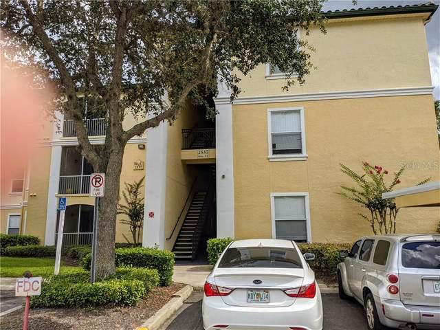 2537 Maitland Crossing Way #108, Orlando, FL 32810 (MLS #O5872500) :: Team Bohannon Keller Williams, Tampa Properties