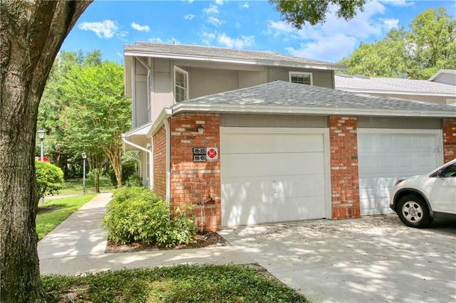 615 Maple Oak Circle #203, Altamonte Springs, FL 32701 (MLS #O5872549) :: Cartwright Realty