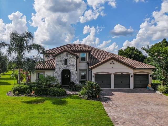 16602 Caravaggio Loop, Montverde, FL 34756 (MLS #O5872918) :: Key Classic Realty