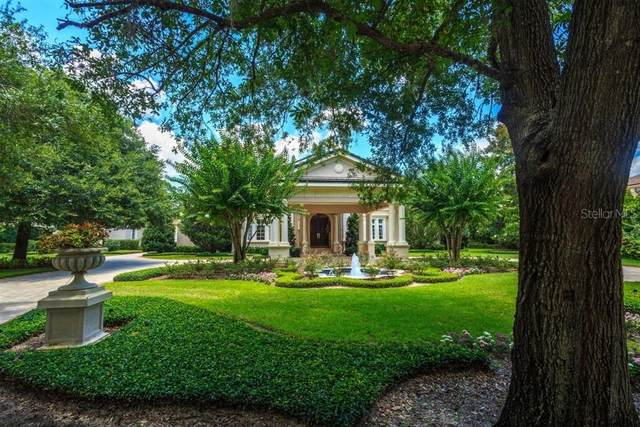 5318 Isleworth Country Club Drive, Windermere, FL 34786 (MLS #O5872952) :: Griffin Group
