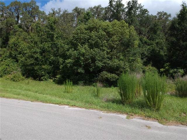 LOT 1400 Wendy Boulevard, Lady Lake, FL 32159 (MLS #O5873155) :: The Heidi Schrock Team