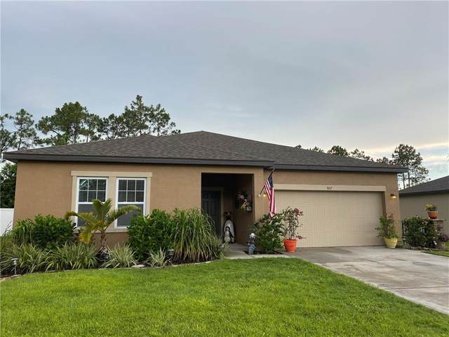 977 Lancelot Drive, Lake Wales, FL 33853 (MLS #O5873159) :: Team Bohannon Keller Williams, Tampa Properties
