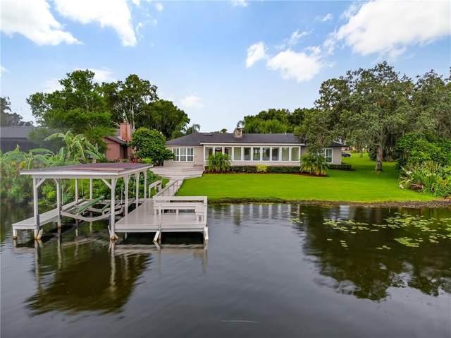 8009 Lake Waunatta Drive, Winter Park, FL 32792 (MLS #O5873371) :: Realty Executives Mid Florida