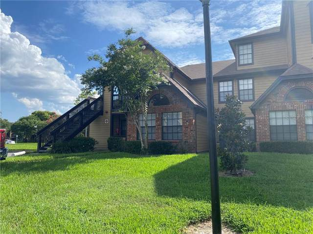 351 Lone Hill Drive #105, Altamonte Springs, FL 32701 (MLS #O5873399) :: McConnell and Associates