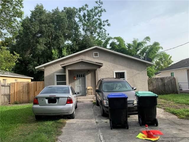 4008 W Jefferson Street, Orlando, FL 32805 (MLS #O5873419) :: Team Bohannon Keller Williams, Tampa Properties