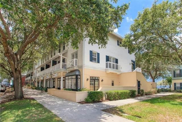 720 Celebration Avenue #260, Celebration, FL 34747 (MLS #O5873433) :: Bustamante Real Estate