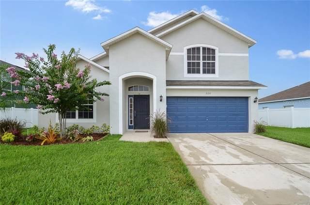 320 Key Haven Drive, Sanford, FL 32771 (MLS #O5873441) :: Team Buky