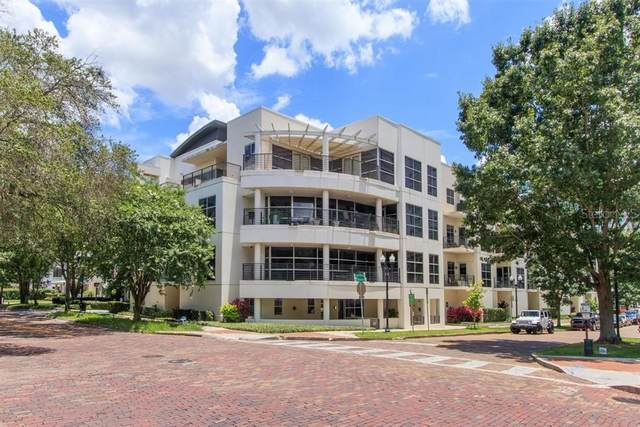 1 S Eola Drive #2, Orlando, FL 32801 (MLS #O5873488) :: KELLER WILLIAMS ELITE PARTNERS IV REALTY