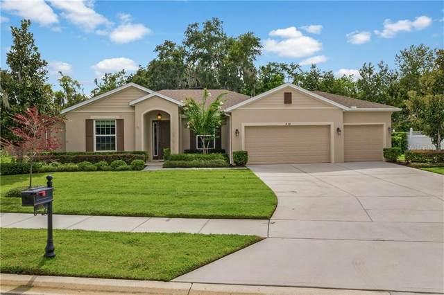 438 Whipperwill Way, Winter Garden, FL 34787 (MLS #O5873521) :: Sarasota Home Specialists