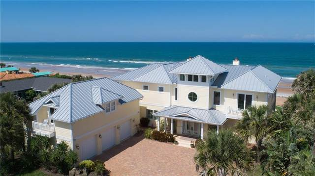 125 Ocean Shore Boulevard, Ormond Beach, FL 32176 (MLS #O5873560) :: Griffin Group