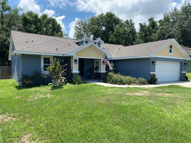 16300 84TH Terrace, Summerfield, FL 34491 (MLS #O5873646) :: Delgado Home Team at Keller Williams