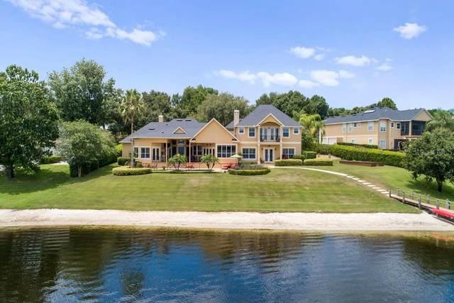 17137 Magnolia Island Boulevard, Clermont, FL 34711 (MLS #O5873665) :: Bustamante Real Estate
