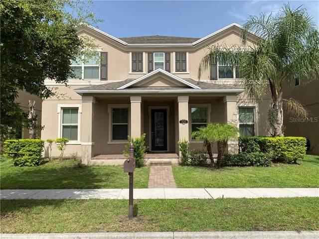9058 Reflection Pointe Drive, Windermere, FL 34786 (MLS #O5873693) :: Bustamante Real Estate