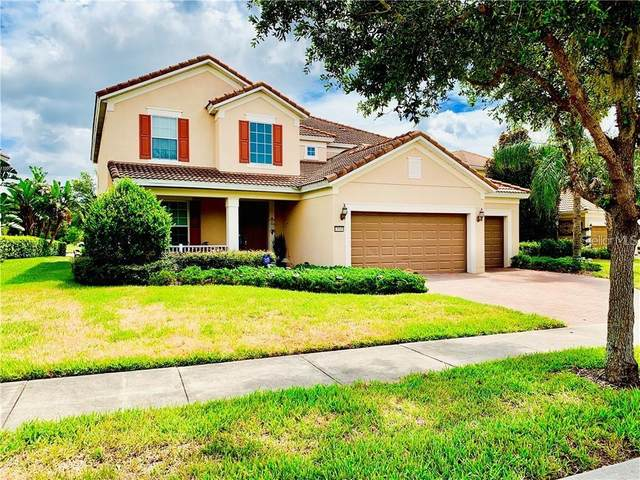 11945 Yellow Fin Trail, Orlando, FL 32827 (MLS #O5873698) :: GO Realty