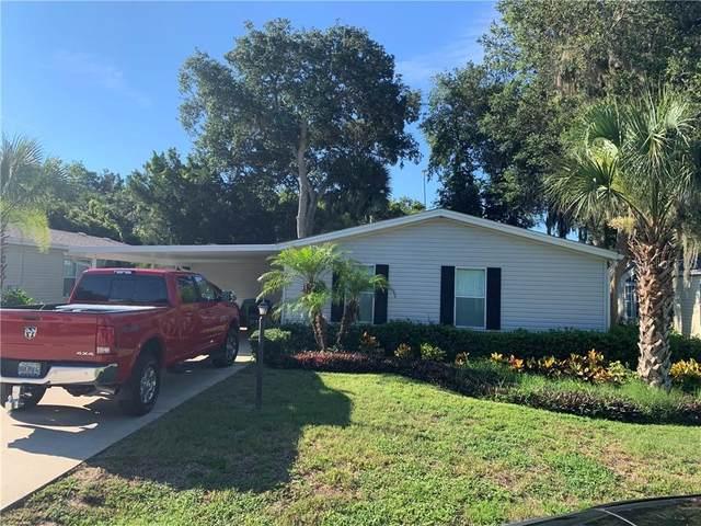 329 Water Landing Drive, Oak Hill, FL 32759 (MLS #O5873720) :: Cartwright Realty