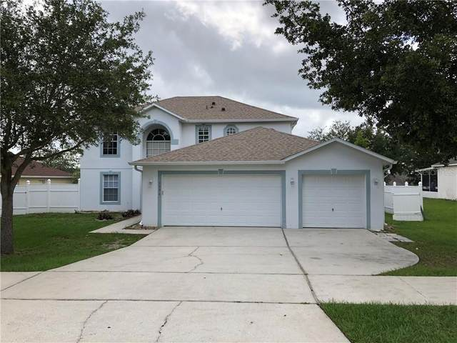 1856 Western Hills Lane, Mascotte, FL 34753 (MLS #O5873790) :: Burwell Real Estate