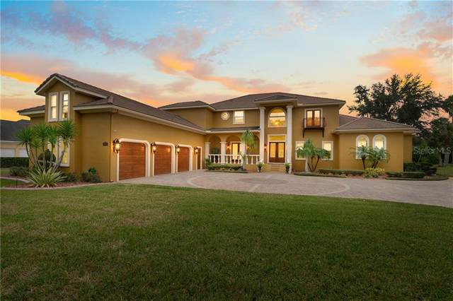 3521 Kilgallen Court, Ormond Beach, FL 32174 (MLS #O5873870) :: Griffin Group